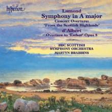 LAMOND/D'ALBERT: MUSICA ORCHESTRALE