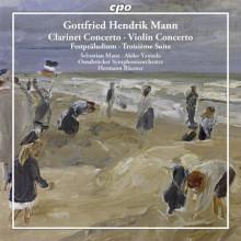 MANN J.G.H.: Clarinet Concert e altro