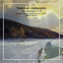 JADASSOHN: Sinfonie NN.1 - 4
