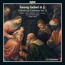 GEBEL G.: Cantate per il Natale Vol.2
