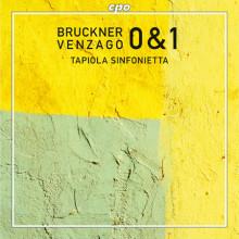 BRUCKNER: Sinfonie NN.0(WAB 100)& 1