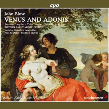 Blow John: Venus And Adonis
