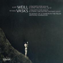 Vasks - Weill: Conc. Per Violino Ed Orch.
