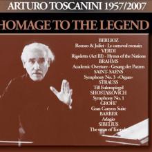 Toscanini: Omaggio Alla Leggenda (3cds)