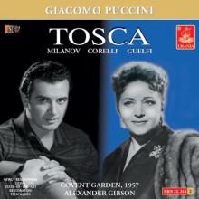 Gibson Dirige Tosca Di Puccini