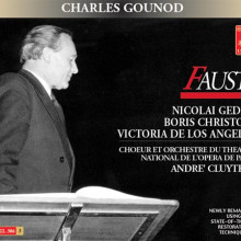 Cluytens Dirige Il Faust Di Gounod