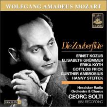 Solti Dirige Il Flauto Magico Di  Mozart