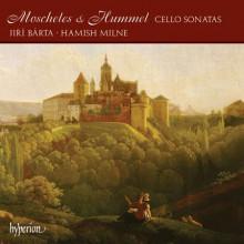 MOSCHELES/HUMMEL: SONATE PER VLC E PIANO