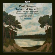 Graener: Opere Orchestrali - Vol.3