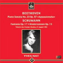 Yves Nat suona Beethoven e Schumann