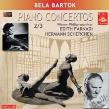 BARTOK: Concerti per piano N.2 - N.3