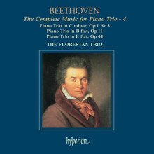 BEETHOVEN: TRII PER PIANO VOL.4
