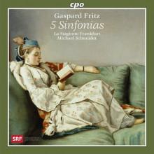 Gaspard Fritz: Sinfonie