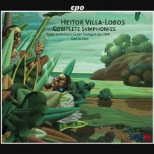 VILLA - LOBOS: Integrale delle Sinfonie