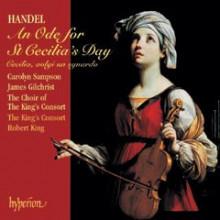 Handel: Ode Per La Festa Di S.cecilia