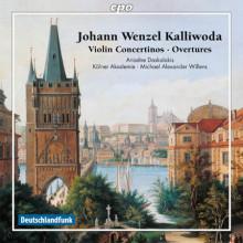 KALLIWODA: Violin Concertinos - Overtures