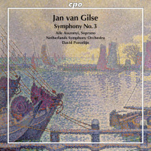 JAN VAN GILSE: Sinfonia N.3