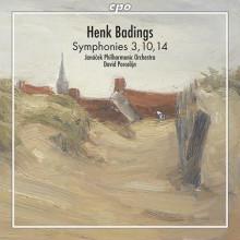 BADINGS: Sinfonie NN.3 - 10 & 14 (Vol.2)