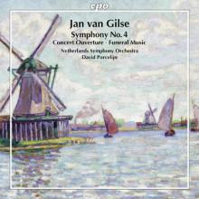 VAN GILSE: Sinfonia N.4 - Concert Overture