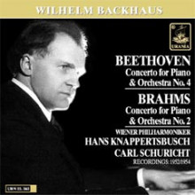 Backhaus Suona Beethoven - Brahms