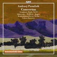 Panufnik: Opere Orchestrali - Vol.8