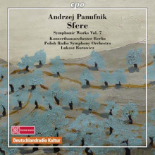 PANUFNIK: Opere orchestrali - Vol.7