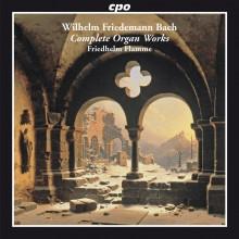 BACH W.F: Opere per organo (Integrale)
