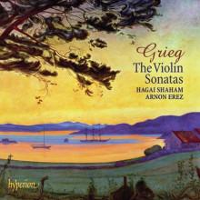 Grieg: Le Tre Sonate Per Violino E Piano
