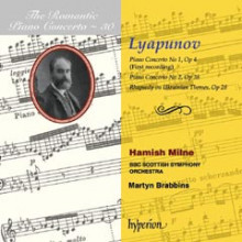 Concerti per piano Vol.30 - Lyapunov
