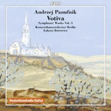 PANUFNIK: Opere orchestrali - Vol.5