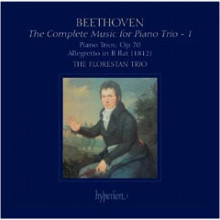 Beethoven: Trii Per Piano Vol.1