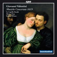VALENTINI G.: Musiche Concertate 1619