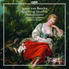 BEECKE IGNAZ: 2 Quartetti e Quintetto