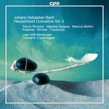 BACH: Concerti per clavicembalo - Vol.3