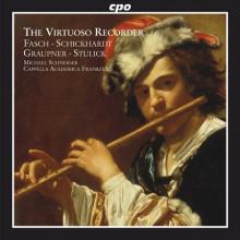 AA.VV.: Concerti tedeschi per flauto