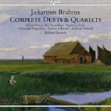 BRAHMS:Lieder - Complete duets & quartets