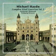 Haydn J.m.:complete Wind Concertos - Vol.2