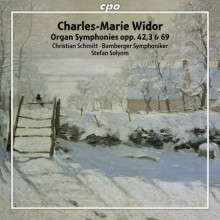 Widor: Sinfonie Per Organo - Vol.2