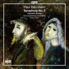 BEN - HAIM: Sinfonia N.2 - Concerto Grosso