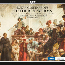 Meinardus L.:luther In Worms - Oratorio