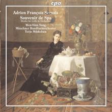 SERVAIS A.F.:Opere per cello e orchestra