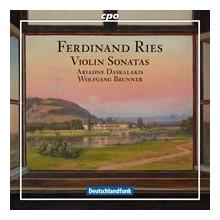 RIES: Sonate per violino e fortepiano
