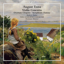 Enna: Violin Concerto - Overture Cleopatra