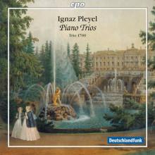 PLEYEL: Trii per piano