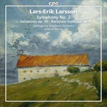 LARSSON LARS - ERIK:Opere orchestrali - 2