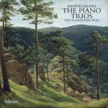 MENDELSSOHN: TRIO PER PIANO N.1 E N.2