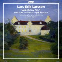 LARSSON LARS - ERIK: Opere orchestrali