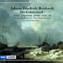 REICHARD J.F.: Die Geisterinsel