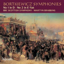 Bortkiewicz: Sinfonie N.1 - N.2