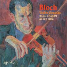Bloch: Opere Per Violino E Piano